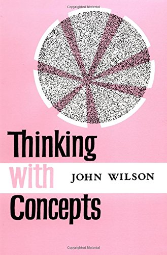 Thinking with Concepts PDF