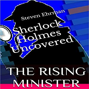 The Rising Minister Audiobook