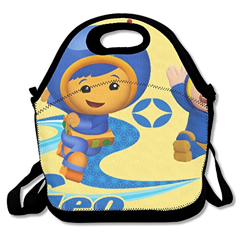 Team Umizoomi Travel Tote Lunch Bag