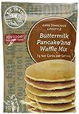Big Train Low Carb Buttermilk Pancake & Waffle Mix 9 oz. bag