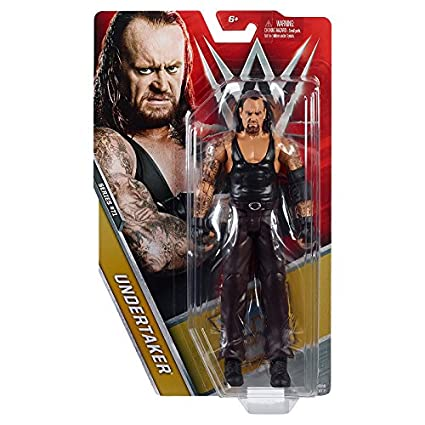WWE Séries Basiques 71 Wrestling Figurine D'Action - The Undertaker - Wrestlemania 33 - Le Phenom