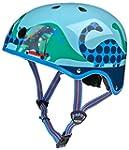 Micro Safety Helmet: Scootersaurus (C...