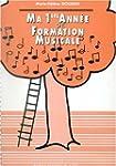 Ma 1�re ann�e de formation musicale