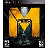 Brand New Square Enix Metro: Last Light