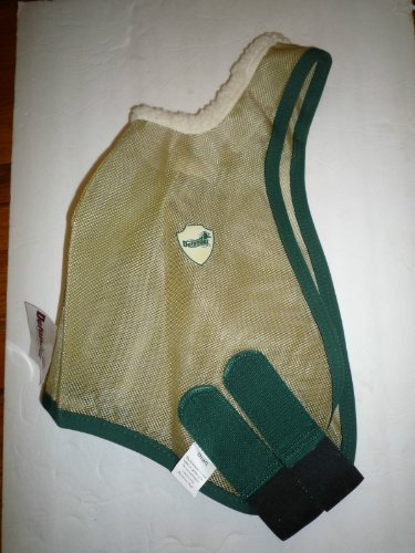 how to make a horse fly mask