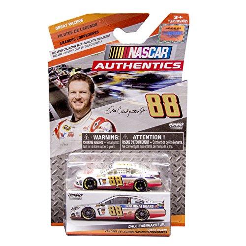 NASCAR, 2015 Authentics, Dale Earnhardt Jr. #88 [White] Die-Cast Car