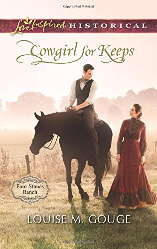 Cowgirl for Keeps (Love Inspired Historical)