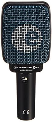 Sennheiser e906 Supercardioid Dynamic Mic for Guitar Amps by Sennheiser