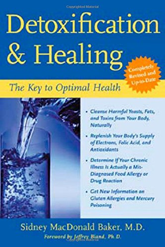 Detoxification And Healing: The Key To Optimal Health front-557313