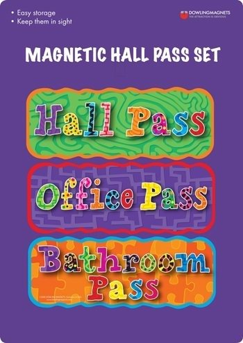 Dowling-Magnets-Magnetic-Hall-Pass-Set
