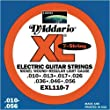 D'Addario EXL110-7 Light 7-String
