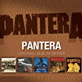 Pantera Pantera - Original Album Series: 5CD SET Box set Edition by Pantera (2012) Audio CD