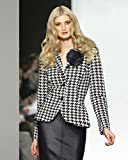 Newport News Houndstooth blazer