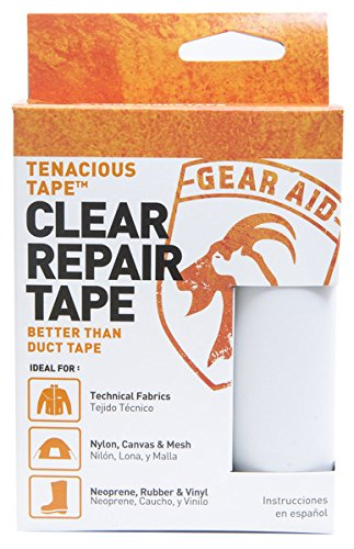 Gear Aid Tenacious Tape for Fabric Repair, Clear (Tahoe Gear compare prices)