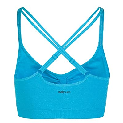 adidas Performance Women's LU Adipure Seamless Sports Bra by adidas