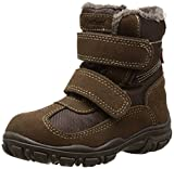 Kickers YEKING, Unisex-Kinder Schneestiefel, Braun (MARRON 9), 30 EU (11.5 Kinder UK)