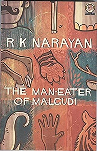 RK Narayan Books List, Short Stories : The Man-eater of Malgudi
