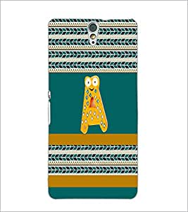 PrintDhaba GRANDbet A D-4325 Back Case Cover for SONY XPERIA C5 ULTRA (Multi-Coloured)