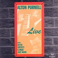"Featured recording ""Alton Purnell  Live"""