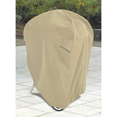 Classic Accessories Terrazzo Kettle BBQ Cover