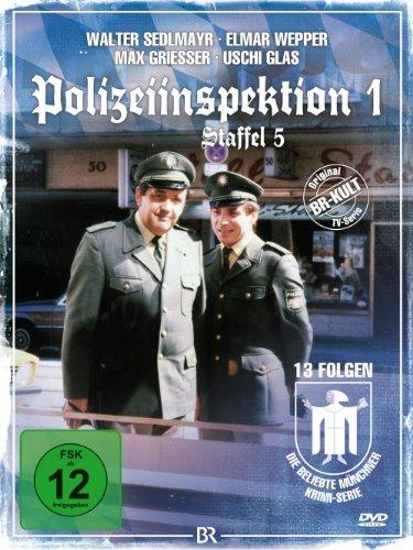 Polizeiinspektion 1 staffel 05 3 dvds