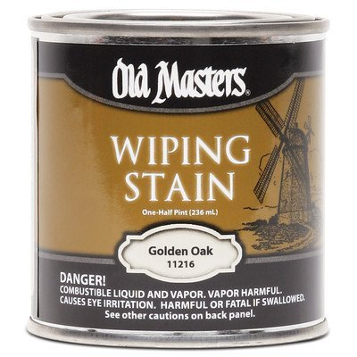 OLD MASTERS 11216 Wip Stain, Golden Oak