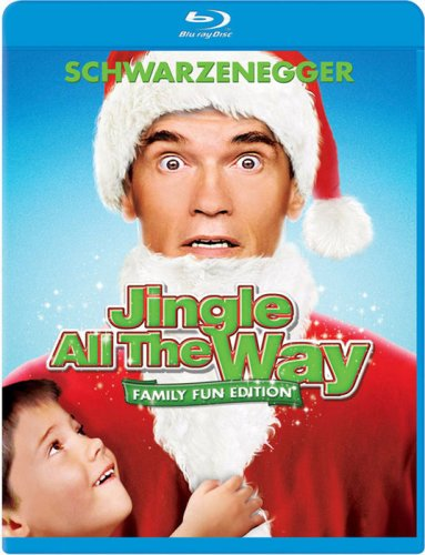 Cover art for  Jingle All the Way (Family Fun Edition) [Blu-ray]