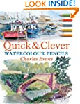 Quick & Clever Watercolour Pencils