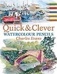 Quick & Clever Watercolour Pencils