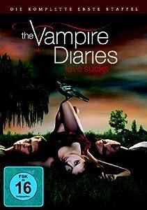 the vampire diaries die komplette erste staffel 6 dvds. Black Bedroom Furniture Sets. Home Design Ideas