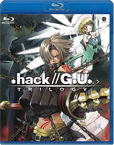 .hack//G.U. TRILOGY (Blu-ray)