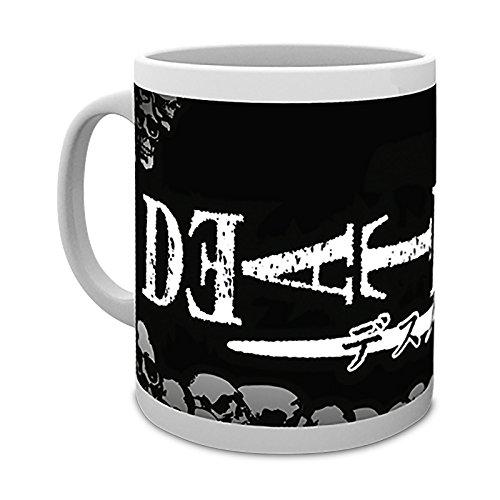 GB eye, Death Note, Logo, Tazza