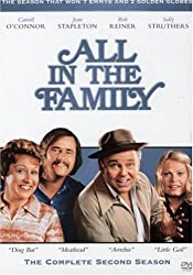 All in the Family - The Complete Second Season by Sony Pictures Home Entertainment