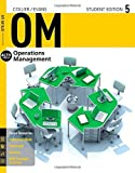 img - for OM 5 (with CourseMate Printed Access Card) (New, Engaging Titles from 4LTR Press) by Collier, David Alan, Evans, James R. (2014) Paperback book / textbook / text book