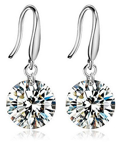 Crystal Dangle Earrings