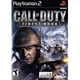 Call of Duty Finest Hour - PlayStation 2 (Certified Refurbished)