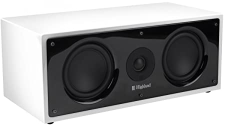 Highland Audio 3760108803640 Enceinte pour MP3 & Ipod Blanc
