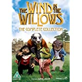 The Wind in the Willows - The Complete Collection: Includes Original Movie: 11 Discs [DVD]by David Jason