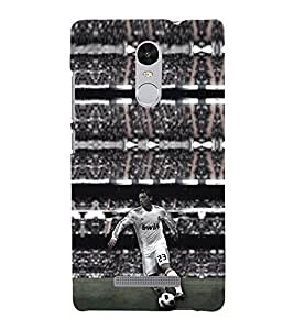 EPICCASE It's a Goal Mobile Back Case Cover For Xiaomi Redmi Note 3 (Designer Case)