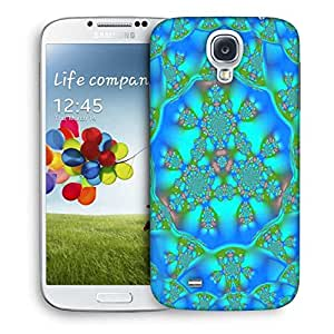 Snoogg Abstract Multicolor Design Printed Protective Phone Back Case Cover For Samsung S4 / S IIII