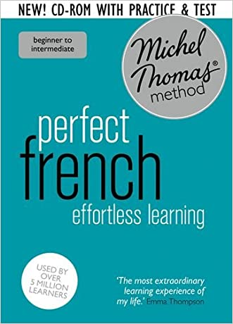 Perfect French: Revised (Learn French with the Michel Thomas Method) (A  Hodder Education Publication)