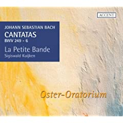 Easter Oratorio, BWV 249: Recitative: Wir sind erfreut (Bass)