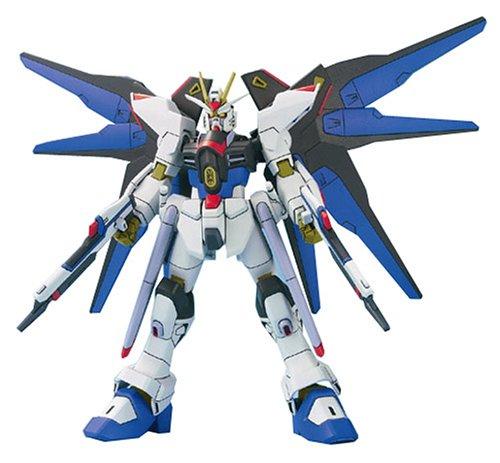 Gundam Seed Destiny 14 Strike Freedom Gundam 1/144 Scale