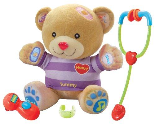 Vtech - Care And Learn Teddy