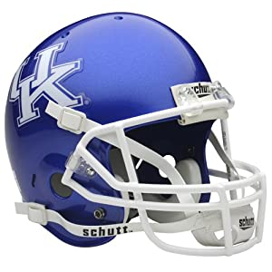 NCAA Kentucky Wildcats Replica Helmet by Schutt