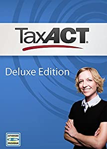 TaxACT 2014 Deluxe Federal Edition [Download]