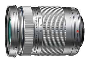 OLYMPUS 望遠ズームレンズ M.ZUIKO DIGITAL 40-150mm F4.0-5.6 R シルバー