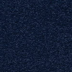 Carpet, Quality Feltback Twist, Navy Blue       reviews and more information