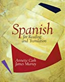 img - for Spanish for Reading and Translation book / textbook / text book