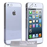 iPhone 5 Crystal Clear Hard Caseby Yousave Accessories